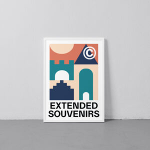 EXTENDED SOUVENIRS VISBY - Beige